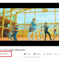 BTS becomes first male K-Pop group with M/V to have reached 650 million views on YouTube