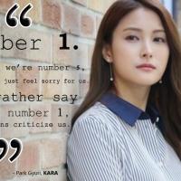 Park Gyuri says..