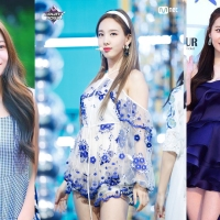 8 Times KPop Idols Looked Stunning in Blue Dresses